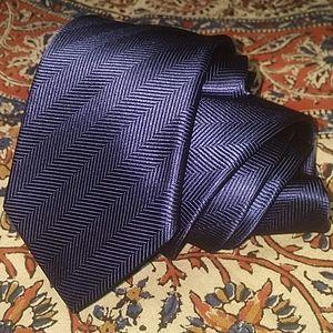 Hugo Boss Italy Made Solid Slim Tie